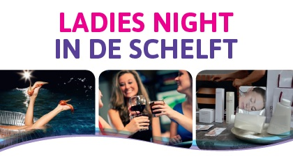 Ladies night in de Schelft in Noordwijkerhout